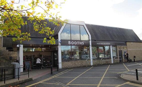 Booths Clitheroe